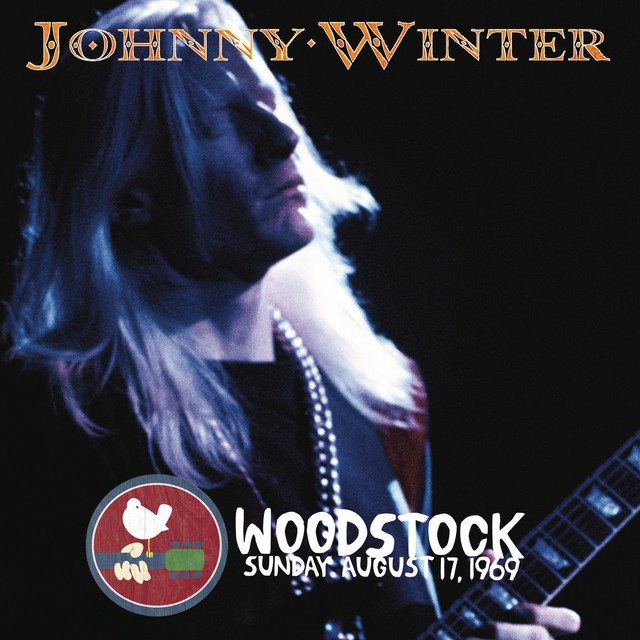 JOHNNY WINTER The Woodstock Experience