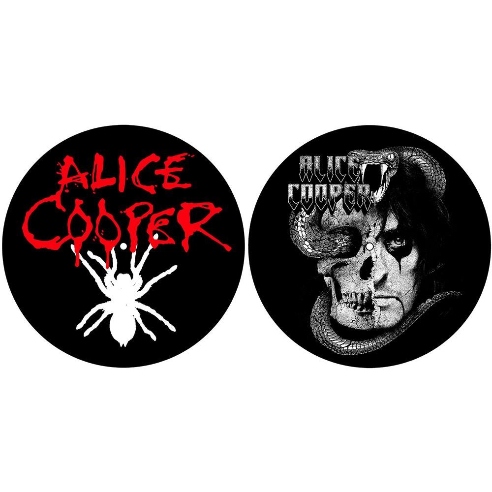 ALICE COOPER Spider Skull
