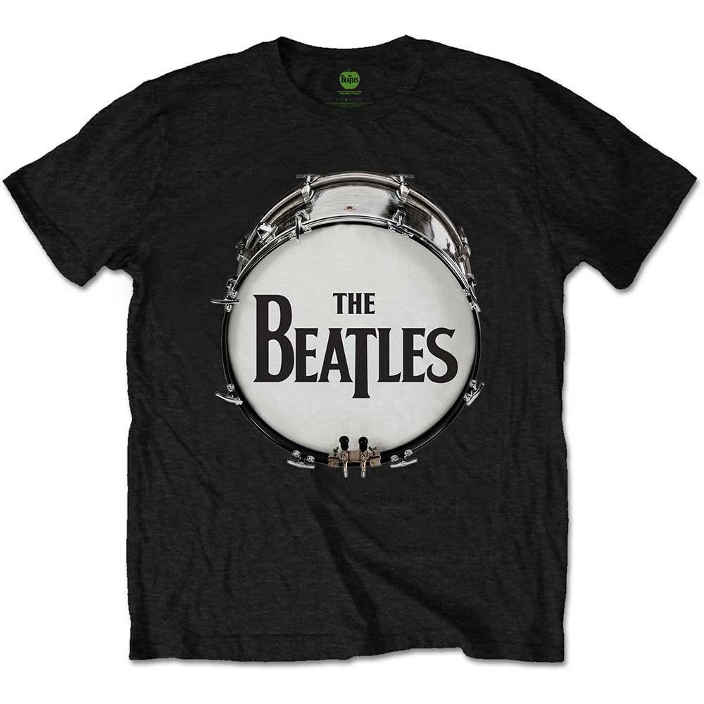 THE BEATLES Original Drum Skin