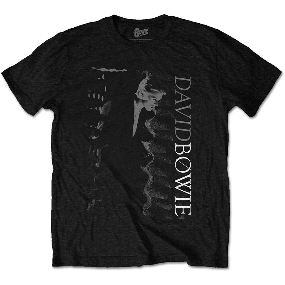DAVID BOWIE Distorted