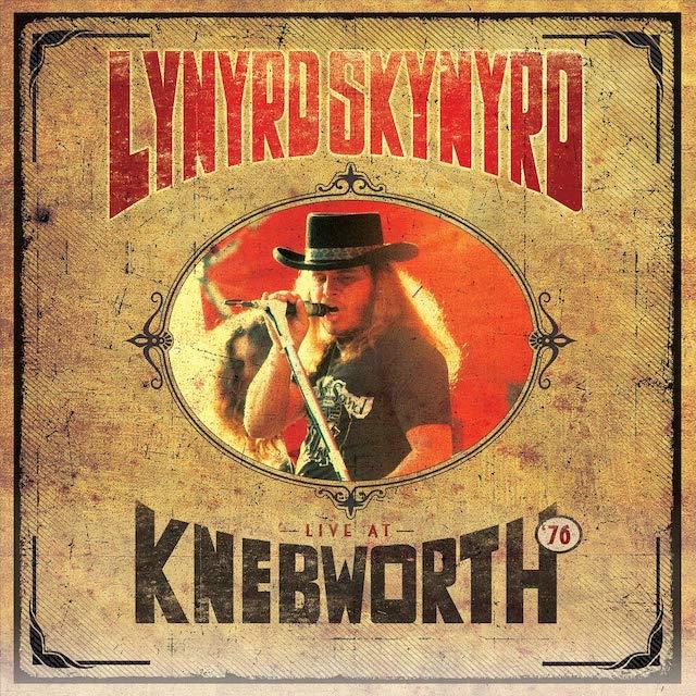 LYNYRD SKYNYRD Live At Knebworth 76