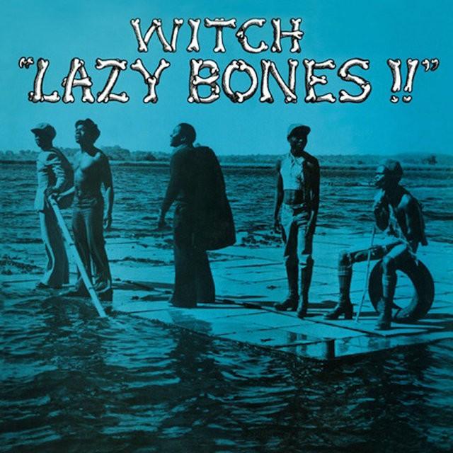 WITCH Lazy Bones