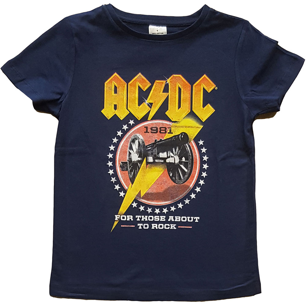 ACDC For Those About To Rock 81