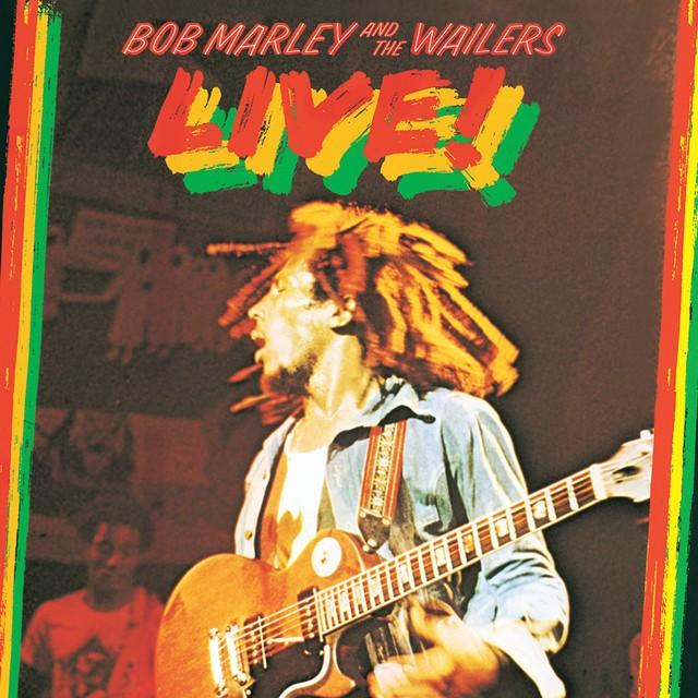 BOB MARLEY AND THE WAILERS Live