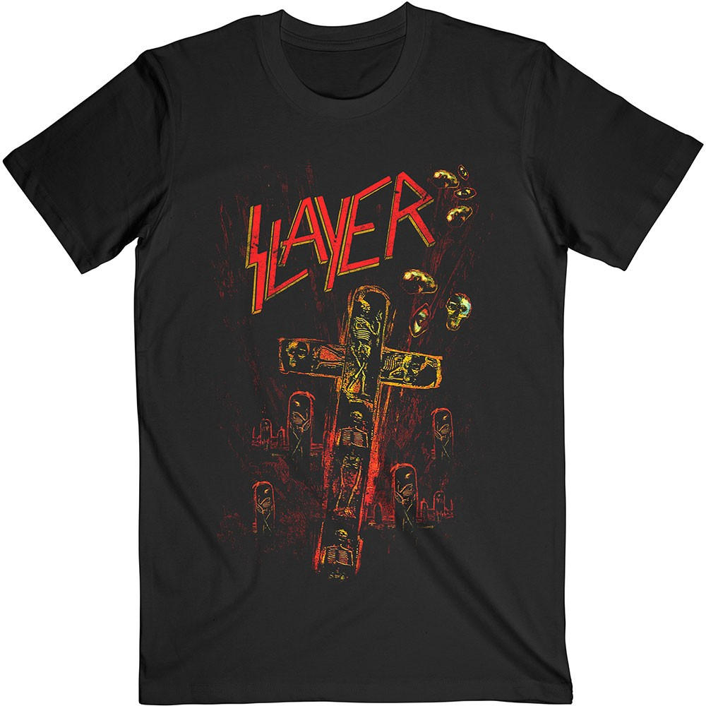 SLAYER Blood Red