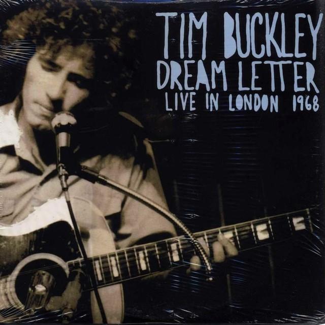 TIM BUCKLEY Dream Letter Live In London 1968