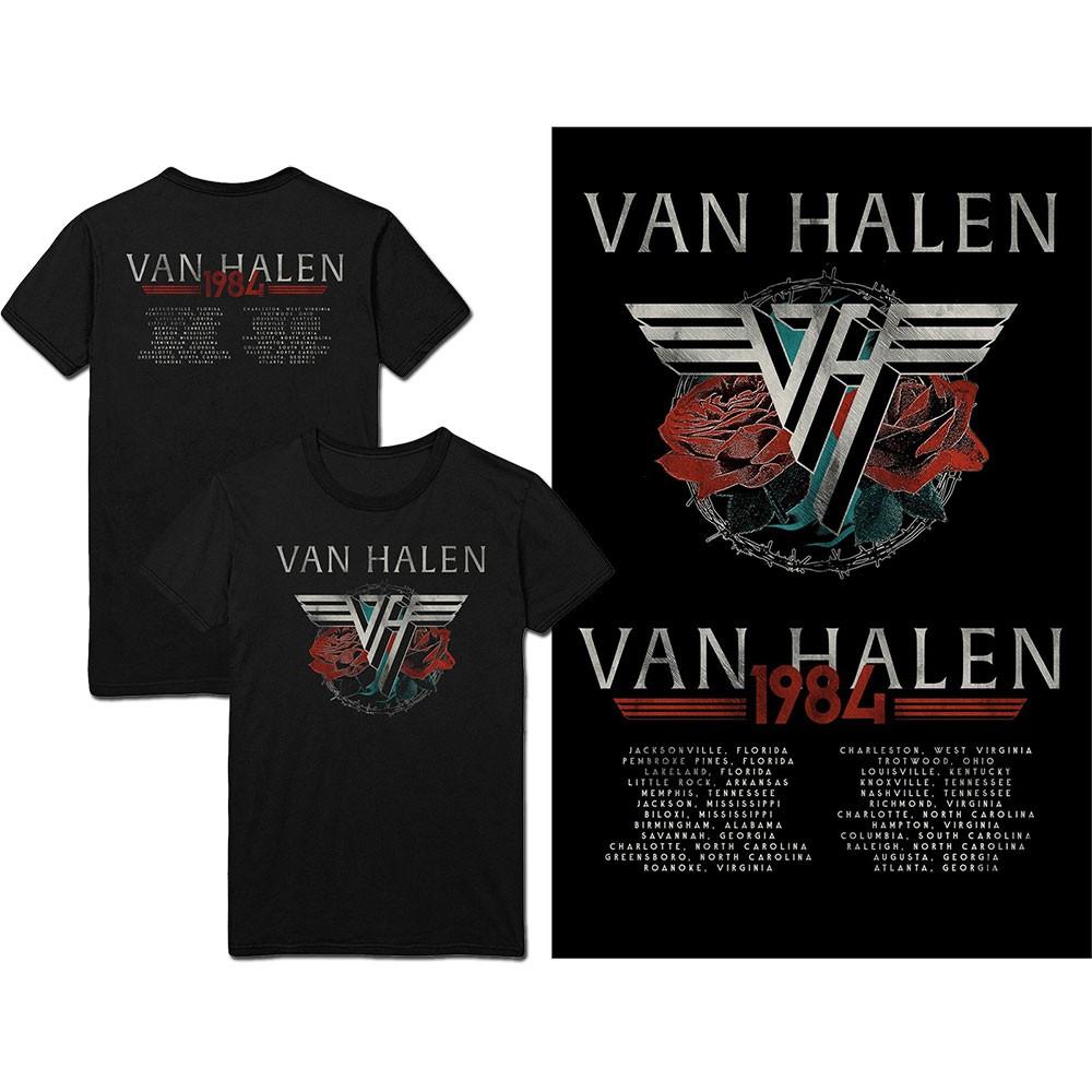VAN HALEN 84 Tour