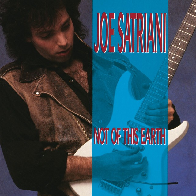 JOE SATRIANI Not Of This Earth