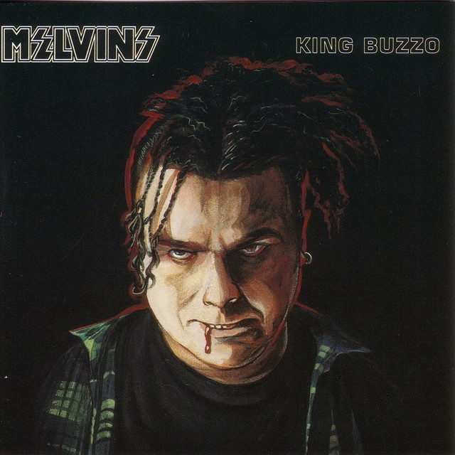 MELVINS King Buzzo