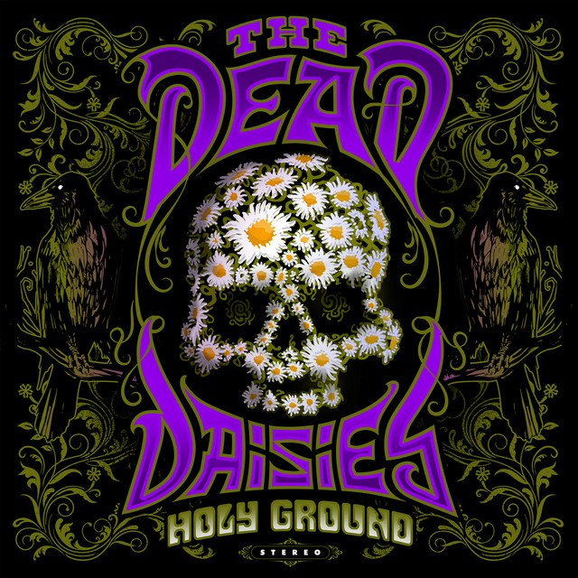 THE DEAD DAISIES Holy Ground