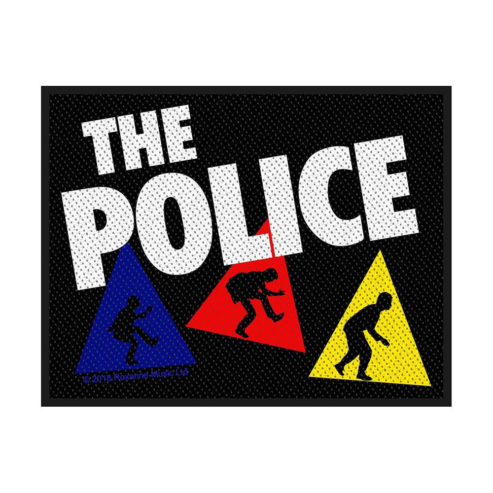 THE POLICE Triangles