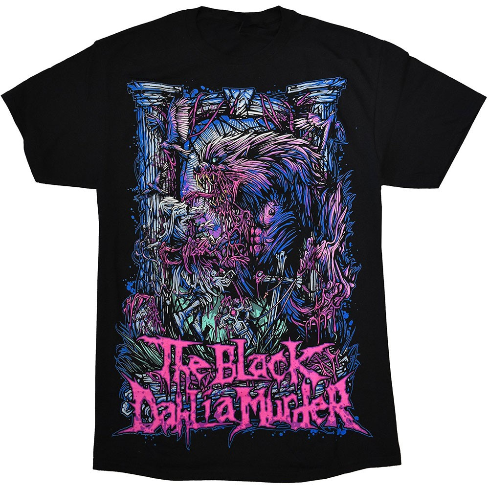 THE BLACK DAHLIA MURDER Wolfman