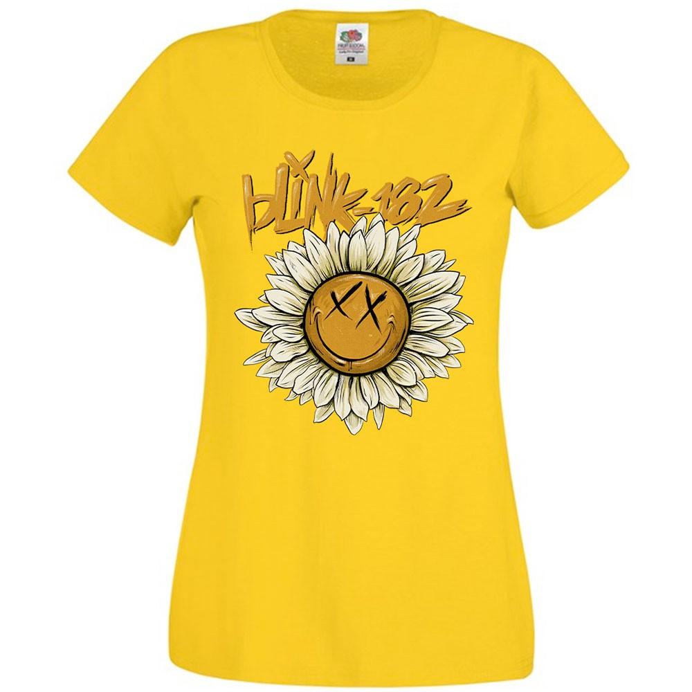 BLINK 182 Sunflower