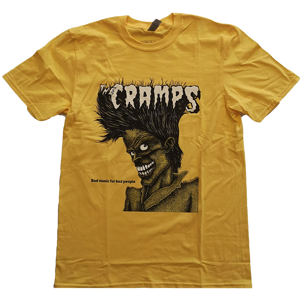 THE CRAMPS Bad Music