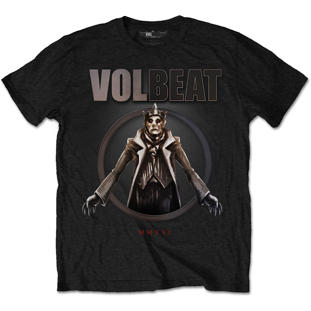 VOLBEAT King Of The Beast