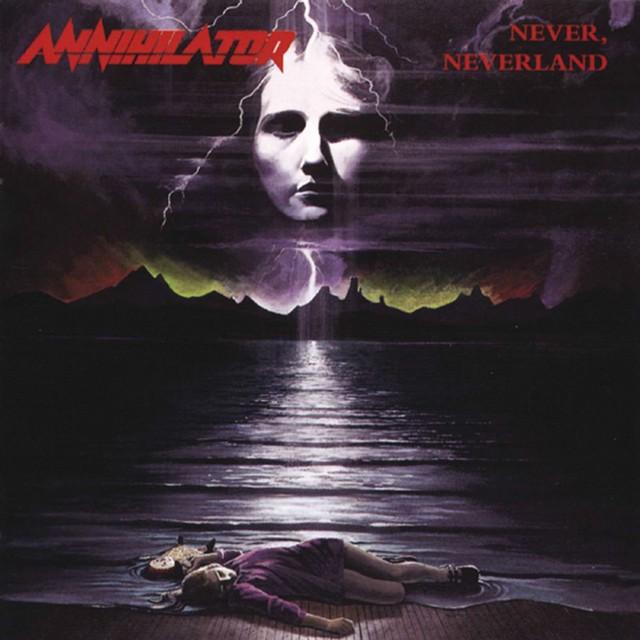 ANNIHILATOR Never Neverland