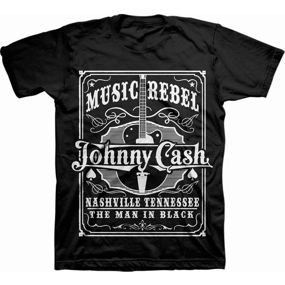 JOHNNY CASH Music Rebel