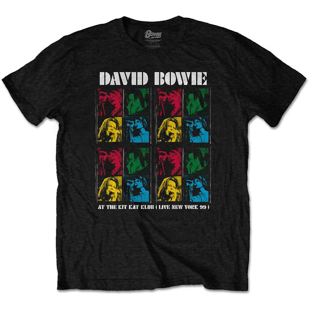 DAVID BOWIE Kit Kat Klub
