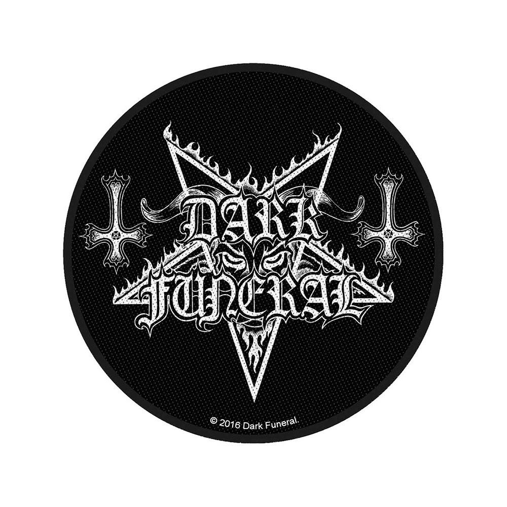 DARK FUNERAL Circular Logo