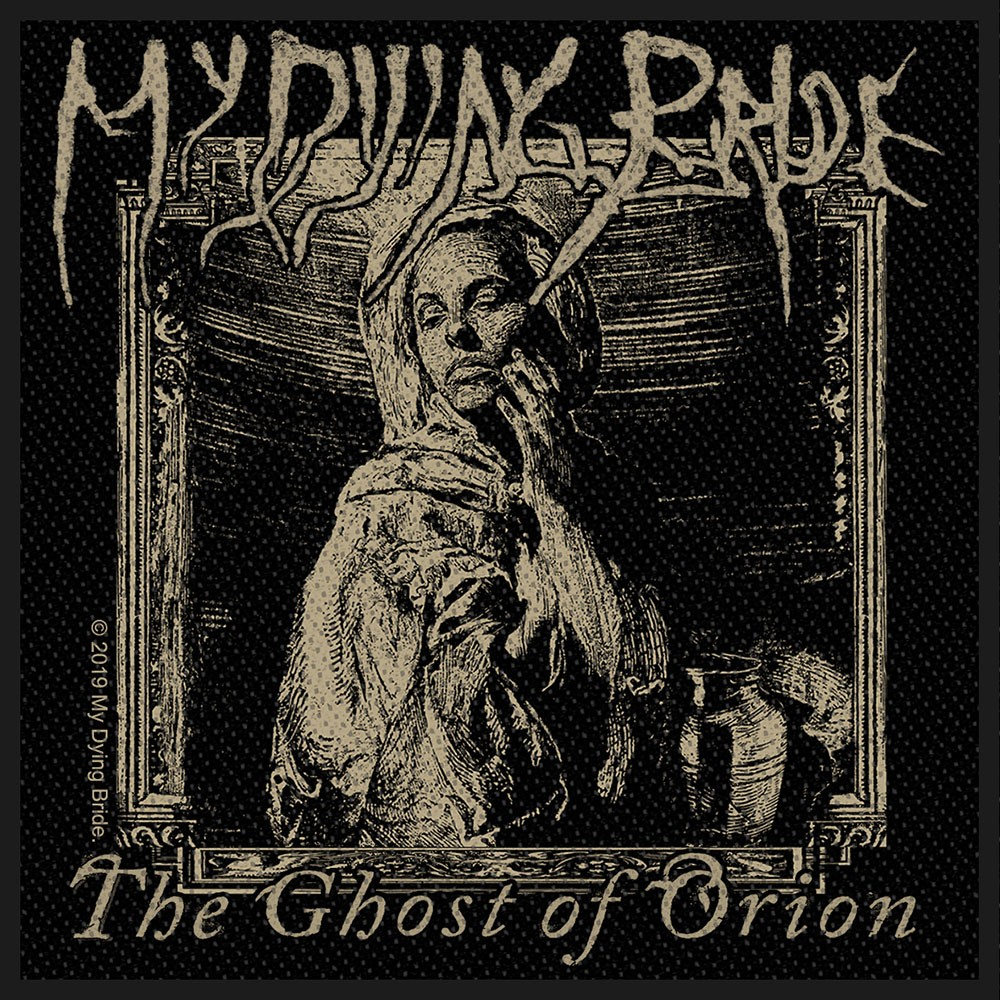 MY DYING BRIDE The Ghost Of Orion Woodcut